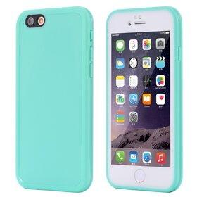 Husa subacvatica pentru iPhone 7/ iPhone 8 Green Mint