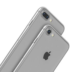 Husa Transparenta Baseus Mata pentru iPhone 7/iPhone 8 Transparent