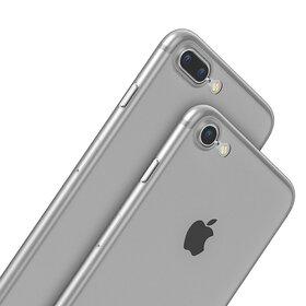 Husa Transparenta Baseus Mata pentru iPhone 7 Plus/iPhone 8 Plus Transparent