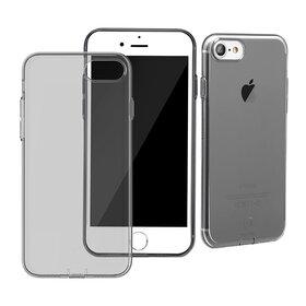 Husa Transparenta Baseus pentru iPhone 7/iPhone 8 Black