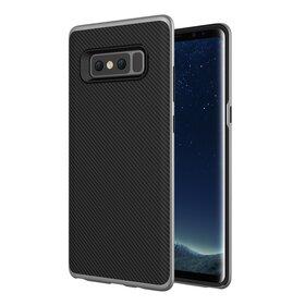 Husa uCase Neo pentru Galaxy Note 8 Silver