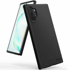 Husa ultra-subtire din TPU Gel Ringke Air S pentru Galaxy Note 10 Plus Black