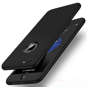 Husa Voero 360 decupata din silicon cauciucat pentru iPhone 6/6s