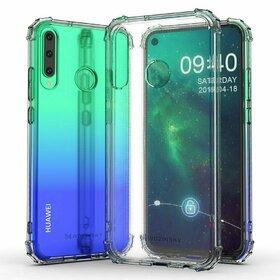 Husa Wozinsky Anti Shock pentru Huawei P40 Lite Transparent