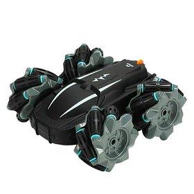 Masinuta StuntDrift cu joystick Black