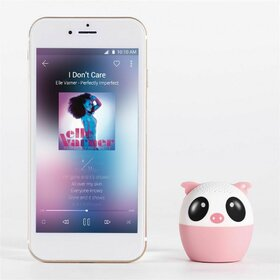 Mini Boxa portabila Bluetooth Piggy