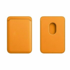 Portofel Magnetic MagSafe pentru seria iPhone 12 Orange
