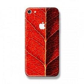 Sticker Rock Design pentru iPhone 7 Red