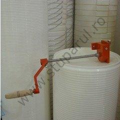 Actionare manuala centrifuga, Stuparul.ro