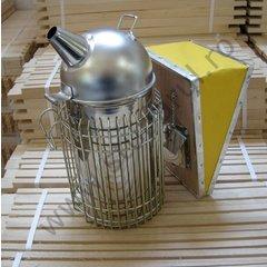Afumator inox model american fara cilindru calitate superioara