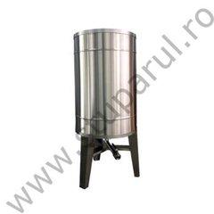 Bazin pentru miere 500 litri cu capac si picioare Lyson