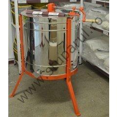 Centrifuga apicola combinata 12 rame radial sau 4 rame tangential manuala Stuparul.Ro
