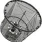 Centrifuga apicola combinata 4 rame 1/1 tangential sau 12 rame 3/4 radial, electrica 220V/12V si manuala Techtron