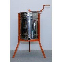 Centrifuga apicola MER combinata 9 rame radial sau 3 rame tangential manuala Stuparul.Ro