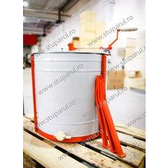 Centrifuga apicola tangentiala 4 rame inox alimentar canea plastic Stuparul.Ro