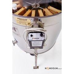 Centrifuga radiala inox 20 rame magazie 1/2 electrica 12V cu redresor 220V Konigin