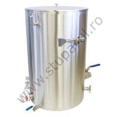 Decristalizator miere cu pereti dubli 100kg