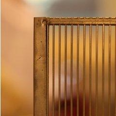 Gratie Hanneman 10 rame metalica perimetru exterior 410 x 500 mm