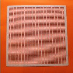 Gratie Hanneman 12 rame plastic 500x500 mm