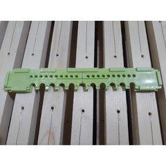 Gratie urdinis plastic 19cm