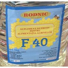 Hrana albine Rodnic F40 6.5kg