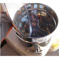 Maturator inox canea inox 42kg miere 30 litri cu manere Lyson