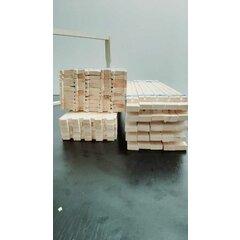 Rame stupi 3/4 tei, model canadian simplificat pentru faguri ceara, pachet 25 buc