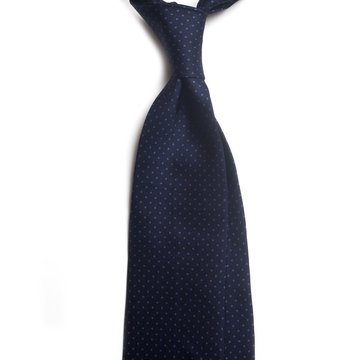 Handrolled 7-Fold Silk Tie