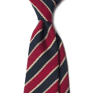 Handrolled Grenadine Silk Tie