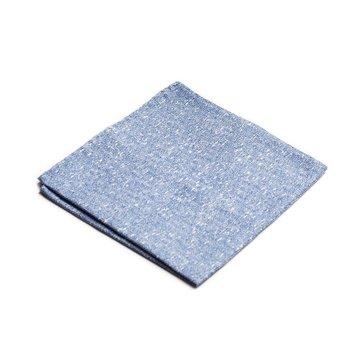 Shantung pocket square
