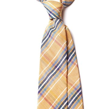 Cravata in model carouri