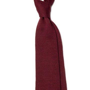 Cravata lana tricotata visinie
