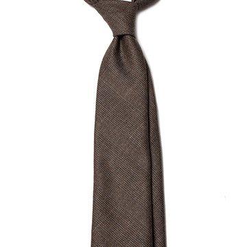 Cravata lana gri