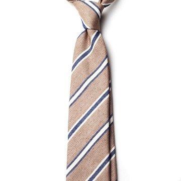 Cravata Matase Gri model Dungi