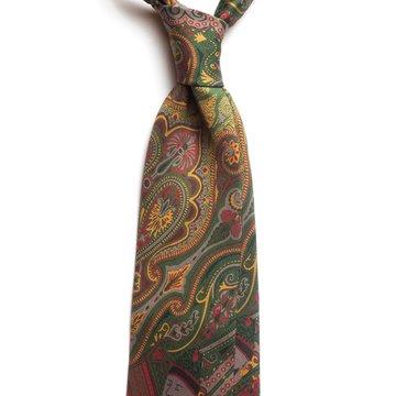 Cravata matase model oriental