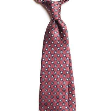 Cravata matase visinie model floral