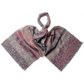 Esarfa lana model carouri