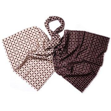 Esarfa lana model geometric