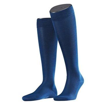 Sosete pana la genunchi FALKE Tiago royal blue