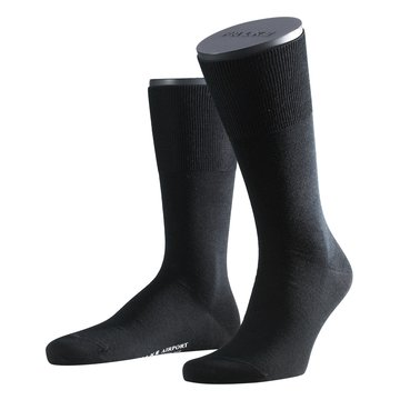 Sosete scurte FALKE Airport black