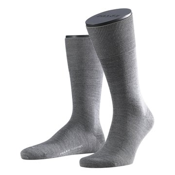 Sosete scurte FALKE Airport dark grey