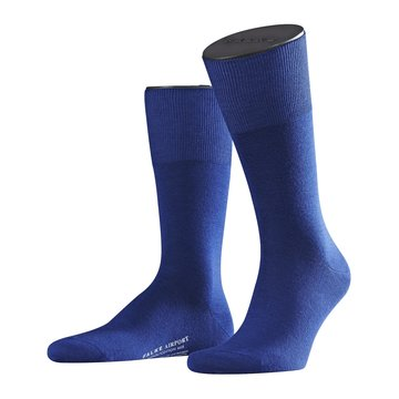 Sosete scurte FALKE Airport royal blue