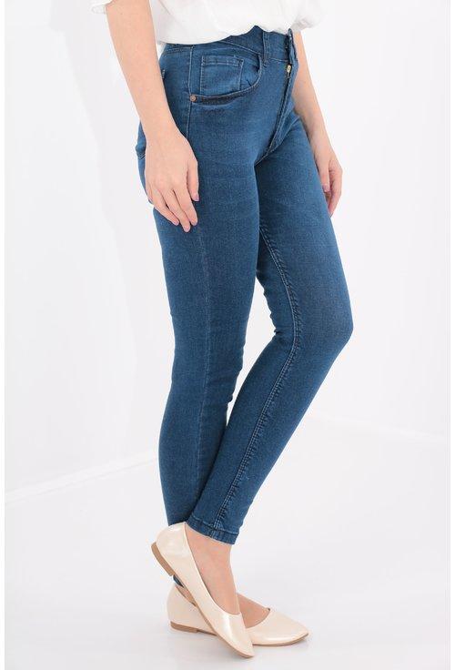 Jeans skinny fit indigo