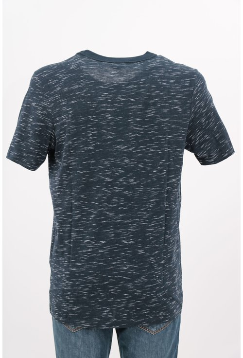 Tricou Jack&Jones bleumarin cu imprimeu foto