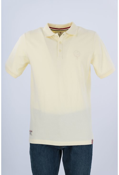 Tricou Polo Q1905 galben