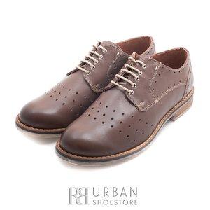 Pantofi casual dama din piele naturala,Leofex - 021 taupe