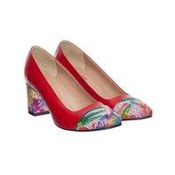 Pantofi din piele naturala Rita