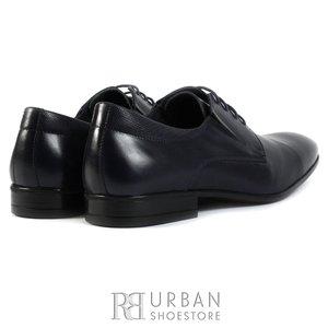 Pantofi eleganti barbati din piele naturala, Leofex- 777-1 blue box