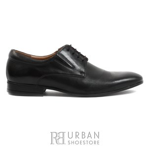 Pantofi eleganti barbati din piele naturala,Leofex - 777-1 negru