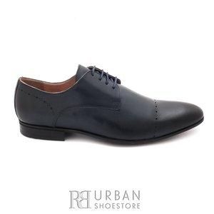 Pantofi eleganti barbati din piele naturala,Leofex - 892 blue box
